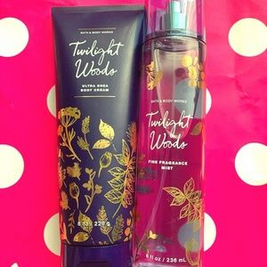 Bath and Body Works Body Care Products!
